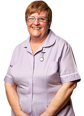 Birmingham womens hospital services staff member