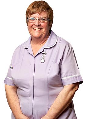 Birmingham womens hospital services staff member